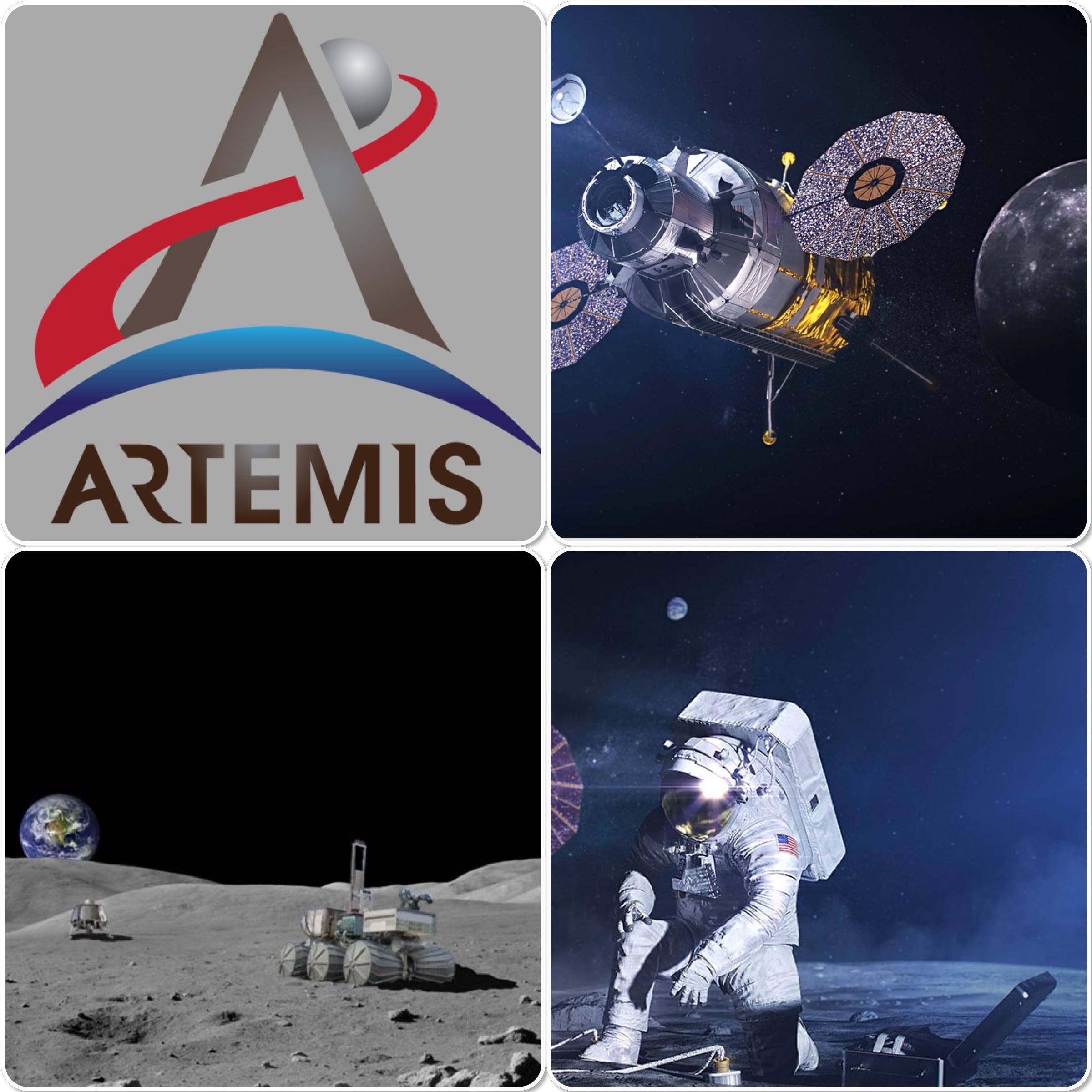 Artemis-Programm der NASA