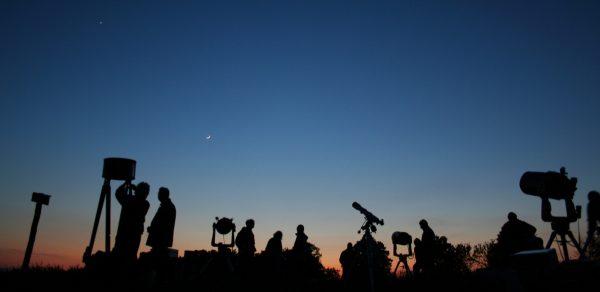 WAA Himmelsbeobachtung (c) DI Alexander Pikhard, WAA