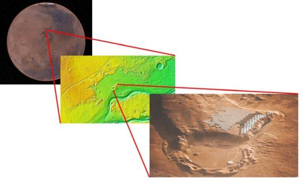 Nüwa location Mars (c) ABIBOO Studio / SONet (Gonzalo Rojas)