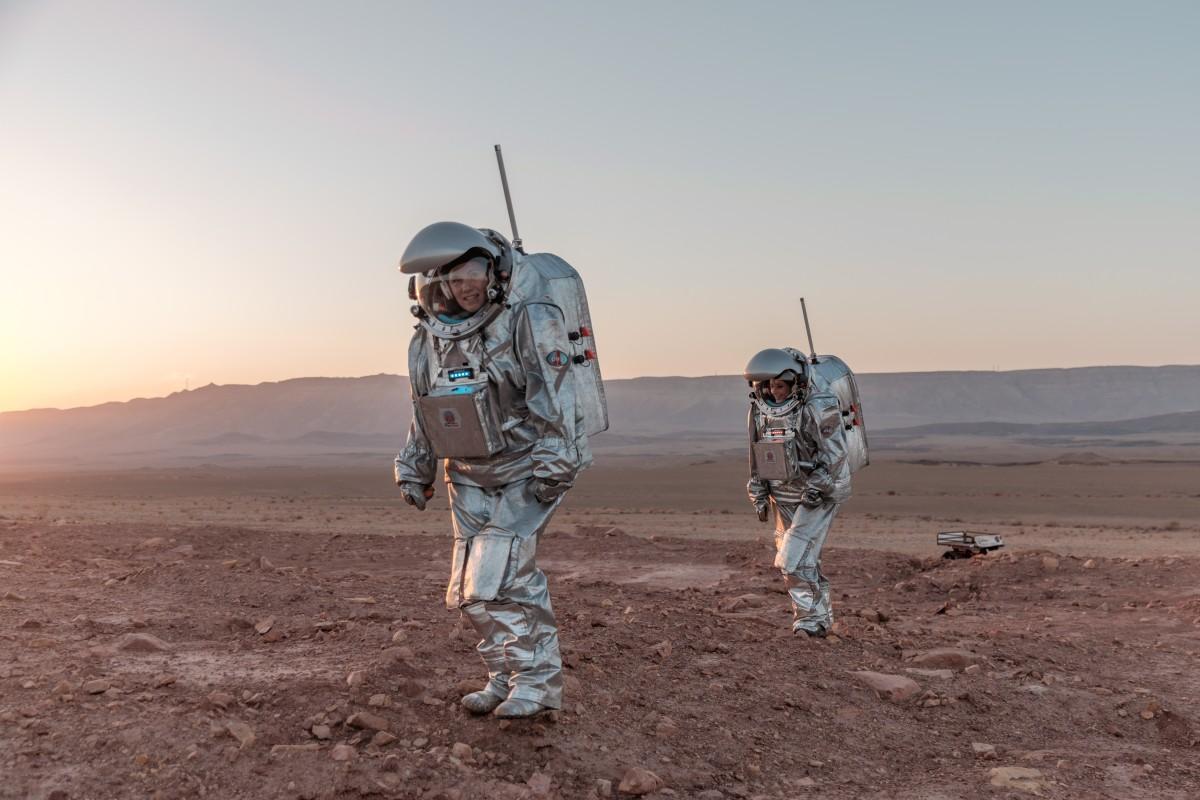 OeWF Mars Analog Mission – Isolation Phase starts today!